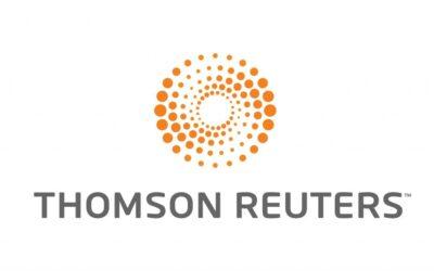 """""""Un aliado de prestigio como Thomson Reuters refuerza nuestro posicionamiento en el mercado"""""""