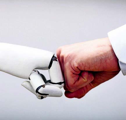 La progresiva humanización de los jueces robots