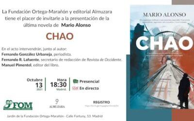 Transmisión en Directo de la Presentación de CHAO